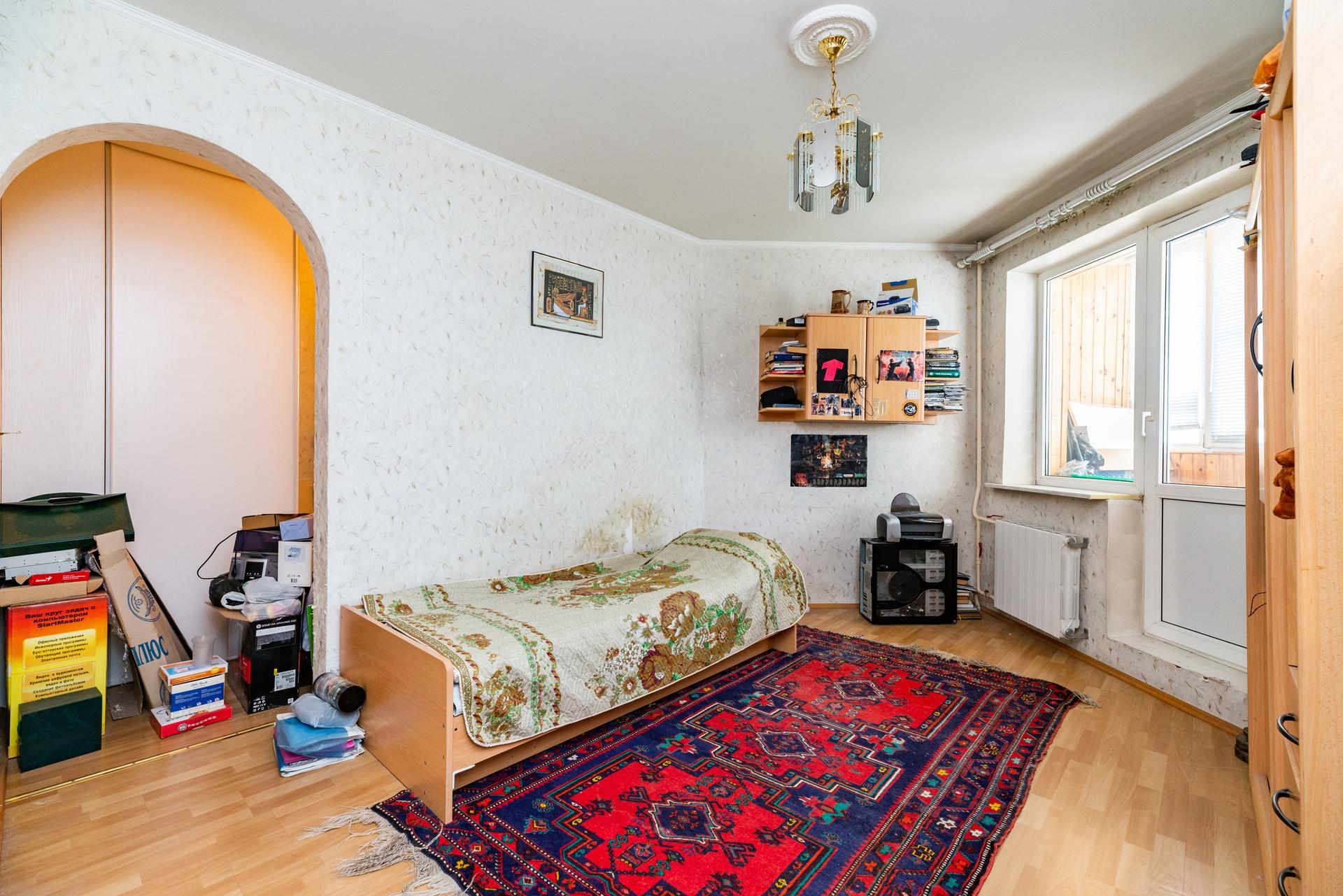 Большая пятикомнатная квартира с двумя входами!!! 15