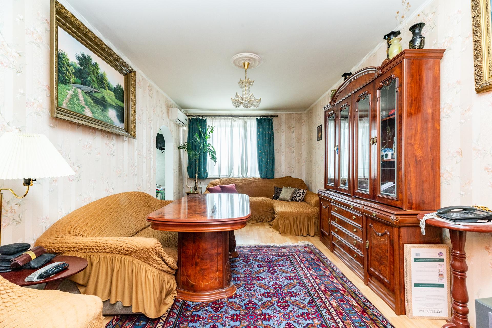 Большая пятикомнатная квартира с двумя входами!!! 18
