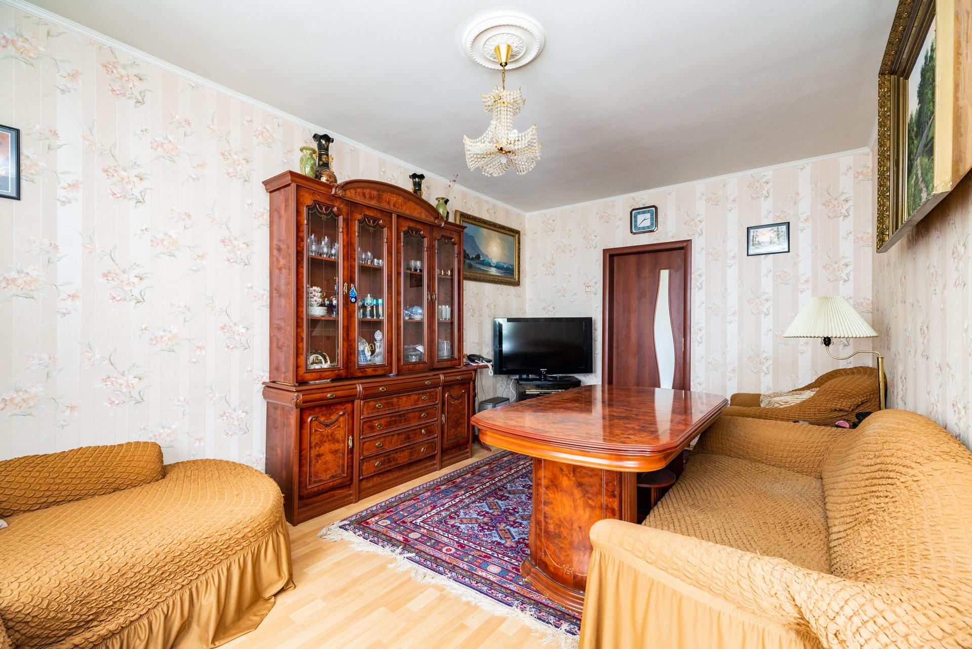 Большая пятикомнатная квартира с двумя входами!!! 19