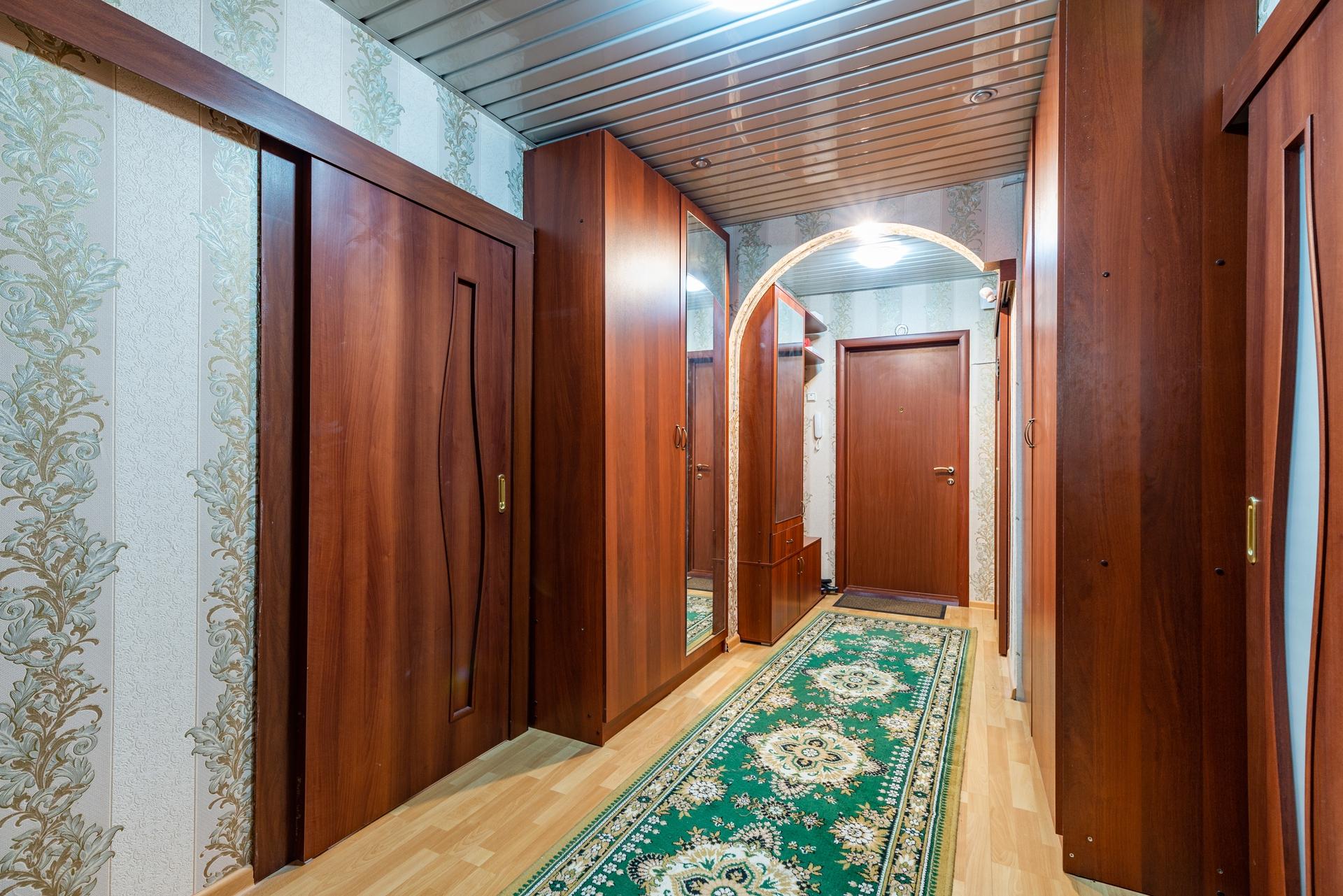 Большая пятикомнатная квартира с двумя входами!!! 26