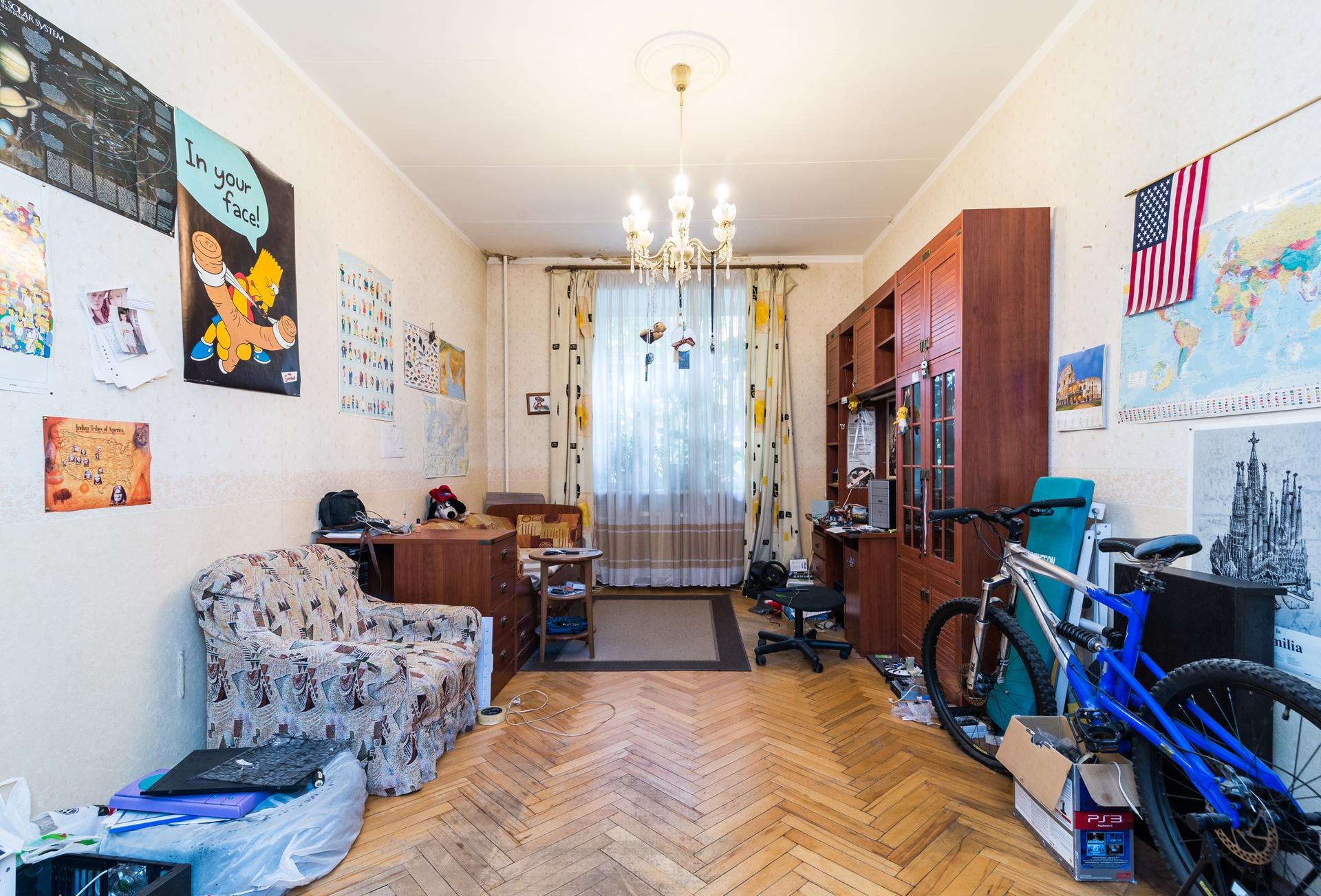 Самая выгодная цена за квадратный метр в сталинке в Академическом районе 1