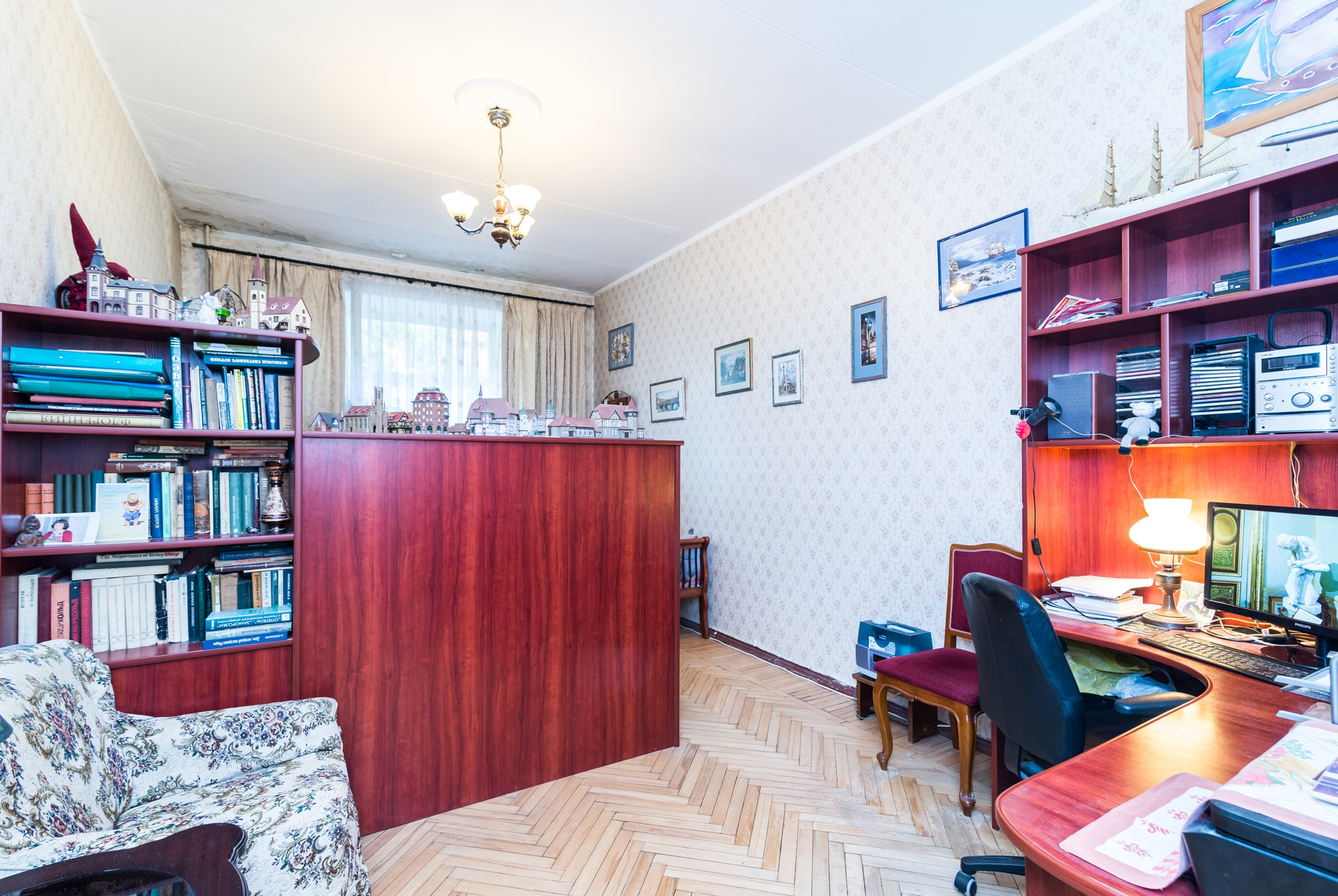 Самая выгодная цена за квадратный метр в сталинке в Академическом районе 6